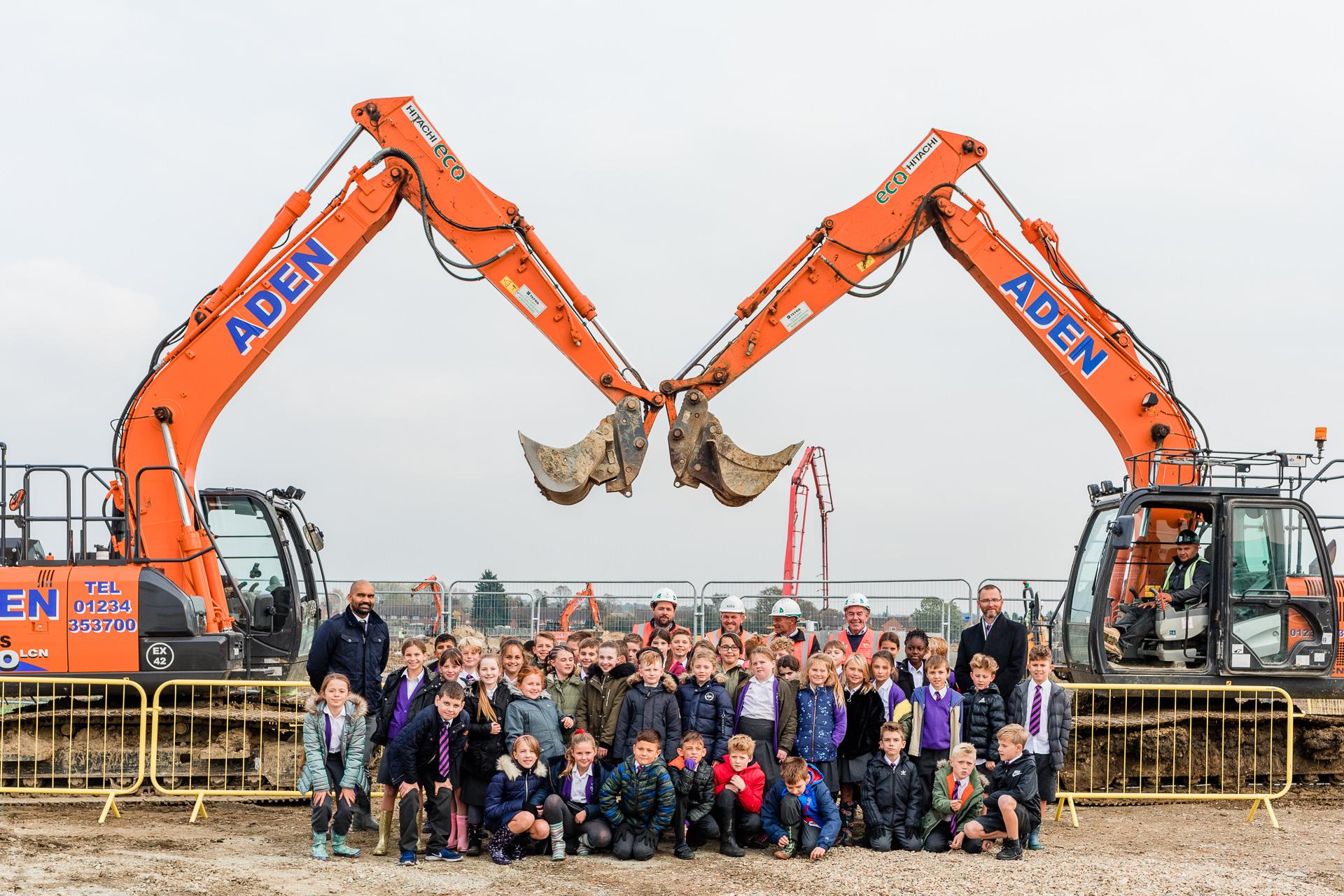 Willmott Dixon Pix Brook construction